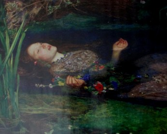 John Everett Millais | Ophelia