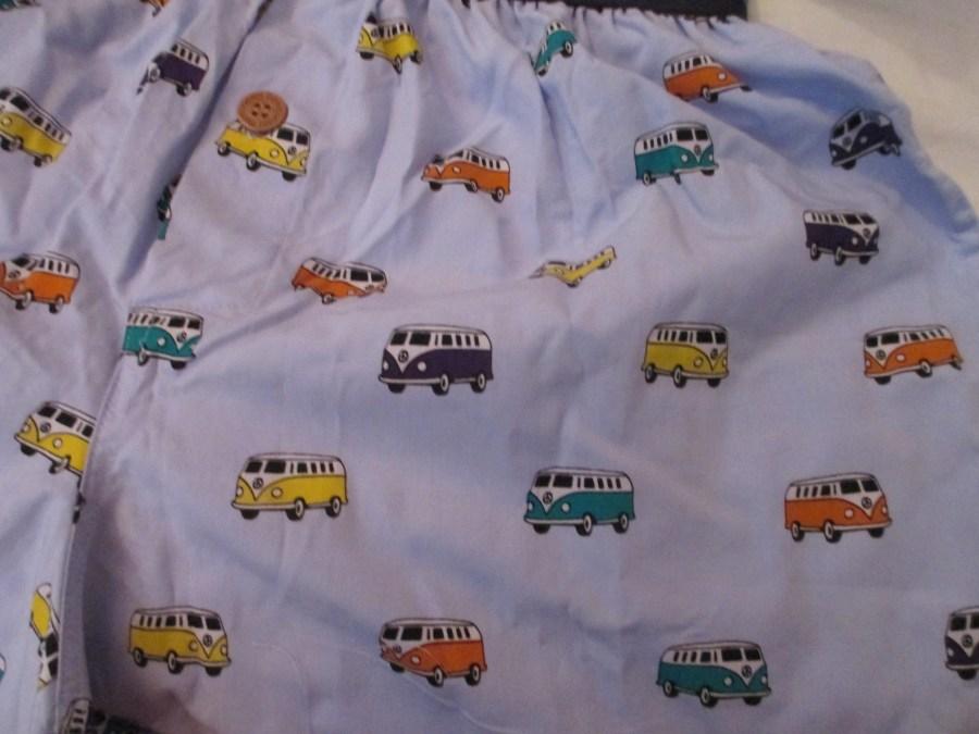 Combi board shorts