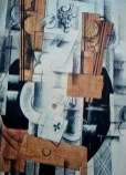 Georges Braque | Composition with Ace of Clubs