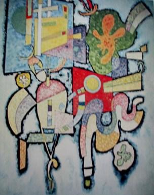 Wassili Kandinsky | Ambiguity, Complex - Simple 1939)