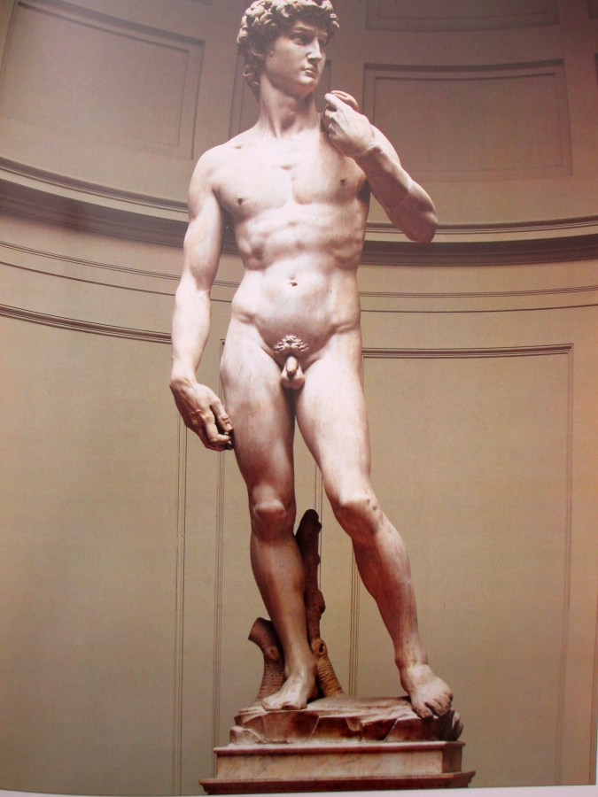 Michelangelo | Statue of David | Accademia Gallery, Florence