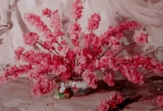 Alan Douglas Baker | Pink peach blossom