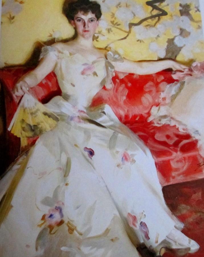 Anders Zorn | Portrait of Elizabeth Sherman Cameron