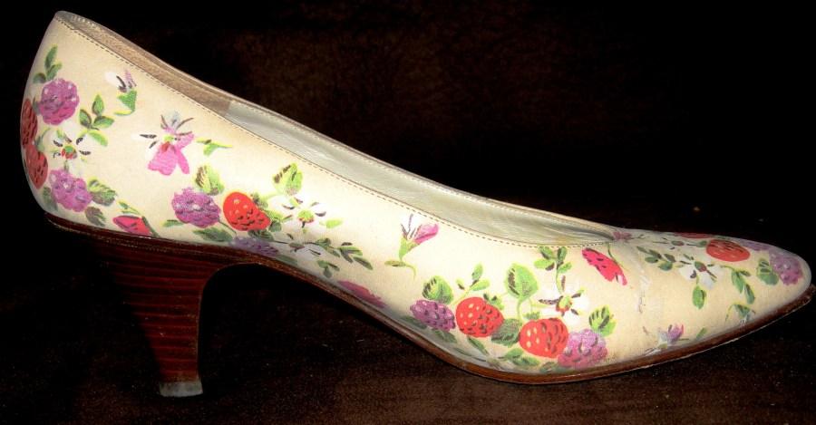 Bruno Magli shoe