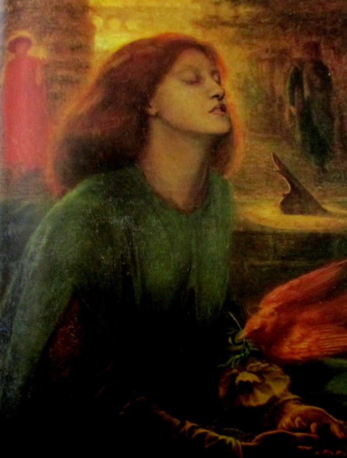 Dante Gabriel Rosetti | Beata Beatrix