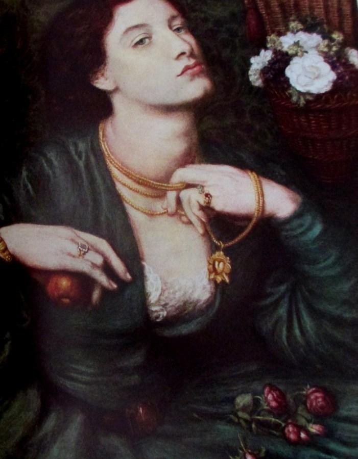 Dante Gabriel Rosetti | Monna Pomona