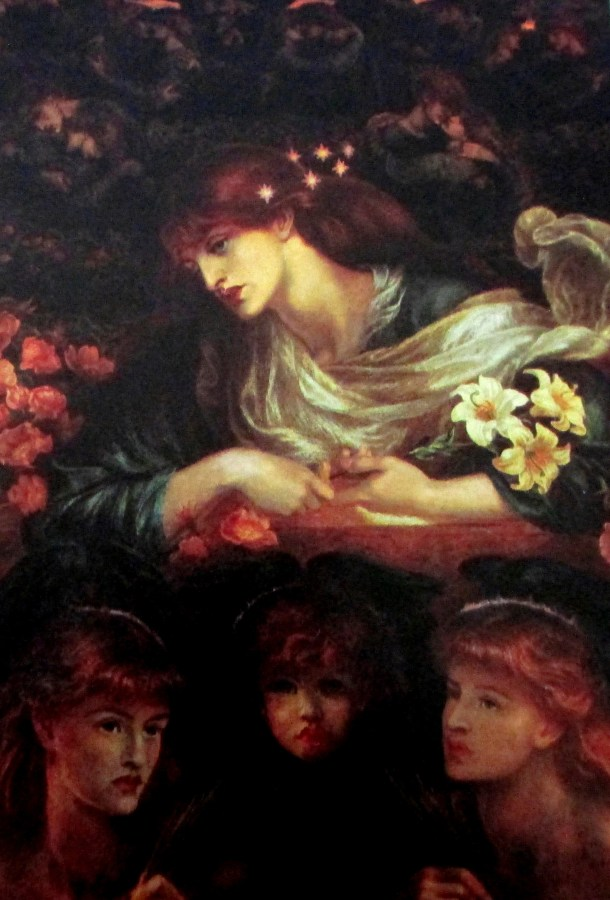 Dante Gabriel Rosetti   The Blessed Damozel