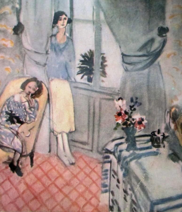 Henri Matisse | Le Boudoir (1921)