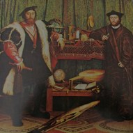 Hans Holbein the Younger   The Two Ambassadors