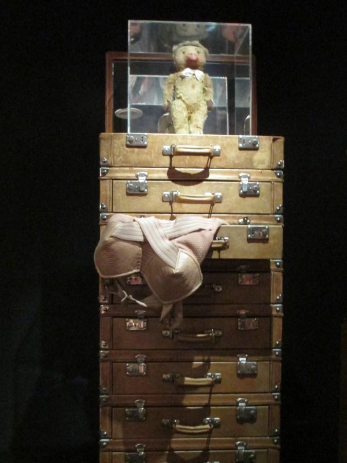 Jean-Paul Gaultier's teddy bear