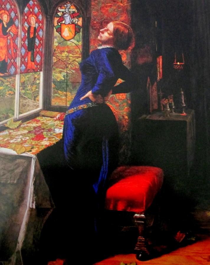 John Everett Millais | Mariana