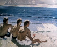 Kenneth Macqueen | Out To Sea
