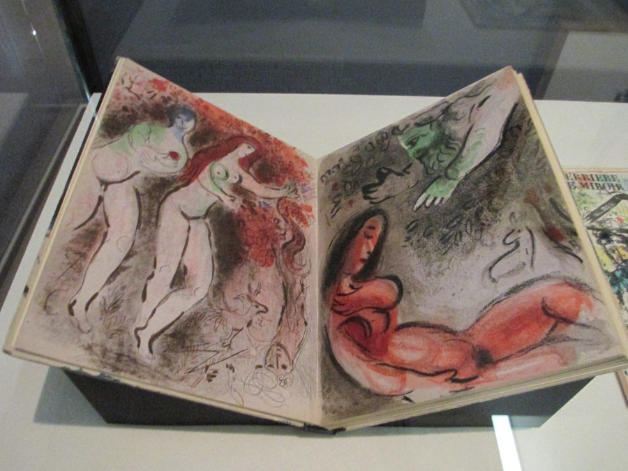 March Chagall | Drawings for the Bible