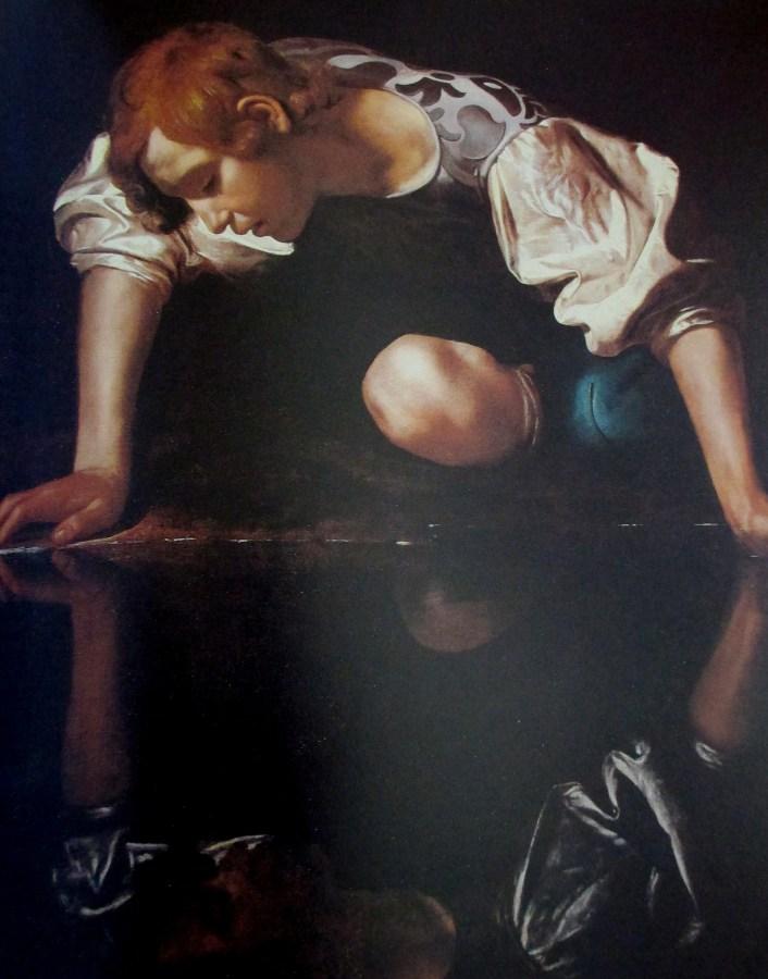 Michelangelo Merisi da Caravaggio   Narcissus