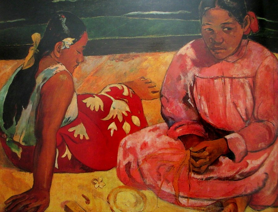 Paul Gauguin | Tahitian Women