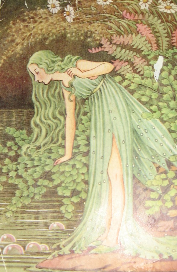 Ida Rentoul Outhwaite | Maidenhair