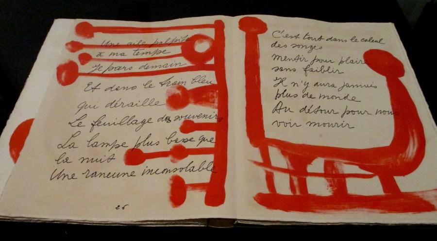 Pablo Picasso | Pierre Reverdy, Le Chant des Morts, Paris (1948) Lithographs printed by Mouriot Freres