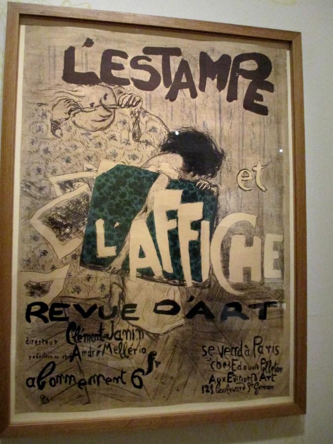 Pierre Bonnard | L'Estampie et L'Affiche Revue D'Art