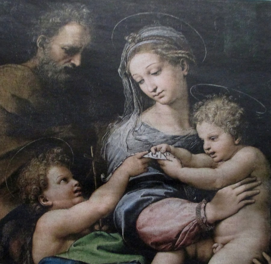 Raphael | Madonna of the Rose