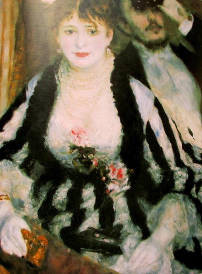 Pierre-Auguste Renoir   La Loge