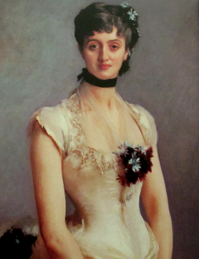 John Singer Sargent | Madame Paul Poirson