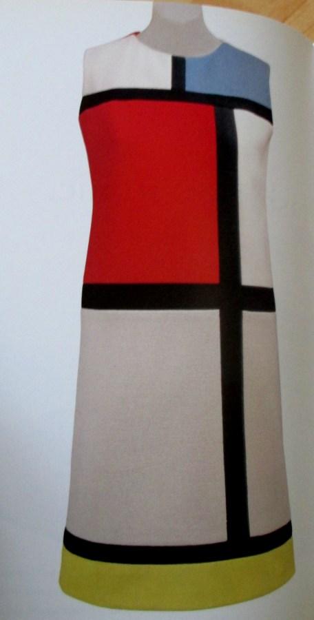 Yves Saint Laurant | Mondrian Dress (Fall-Winter 1965-66)