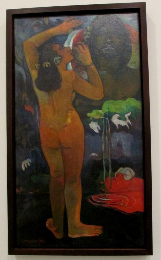 Paul Gauguin | The Moon and the Earth