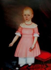 Joseph Whiting Stock Jane Tyler ca 1845