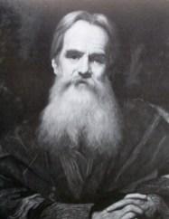 Sir William Blake Richmond | Portrait of William Holman Hunt 1900