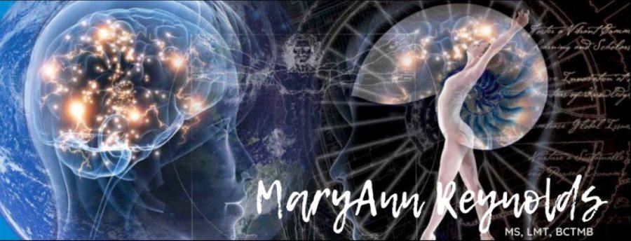 Logo for maryannreynolds.com