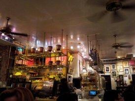 Inside of Cafe Lalo