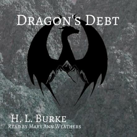 Dragon's Debt Audio Artwork