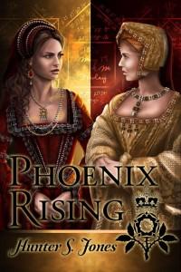 pheoenix rising cover