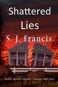 shattered lies cover