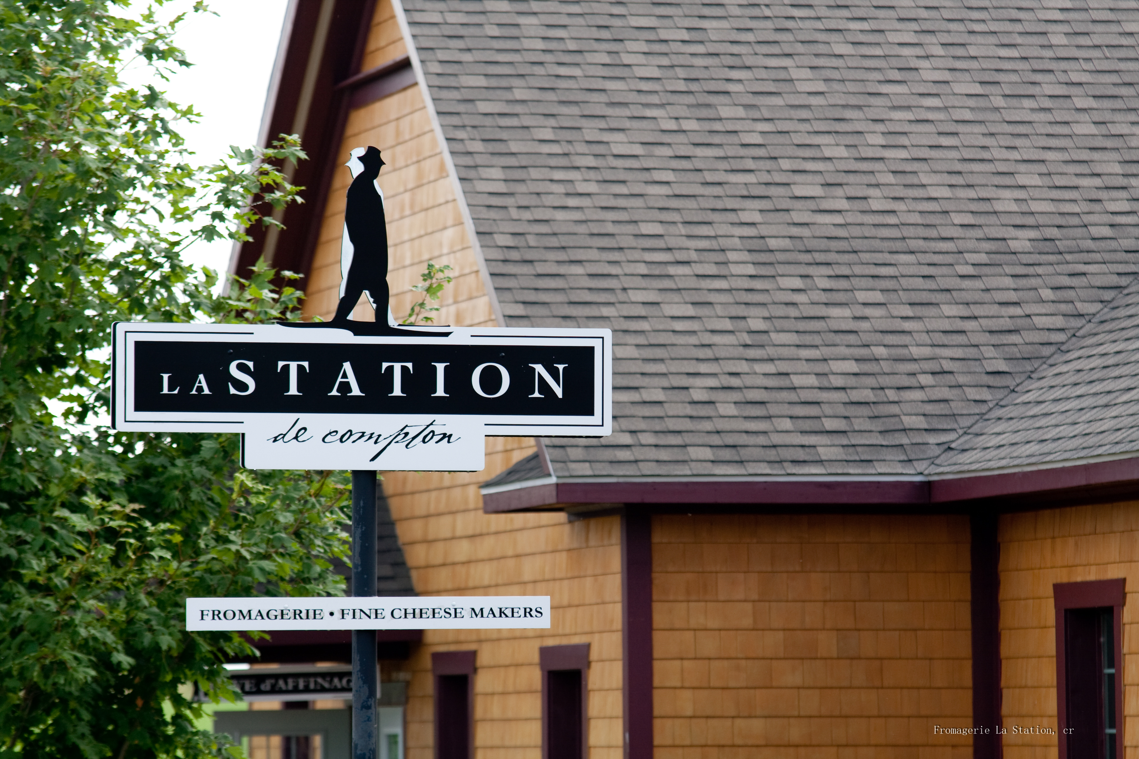 Crédit: Fromagerie La Station