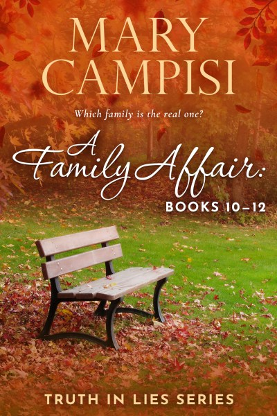 A Family Affair Boxed Set 4 1