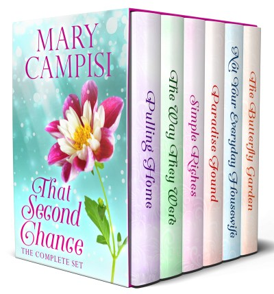 That Second Chance Series Boxed Set 1