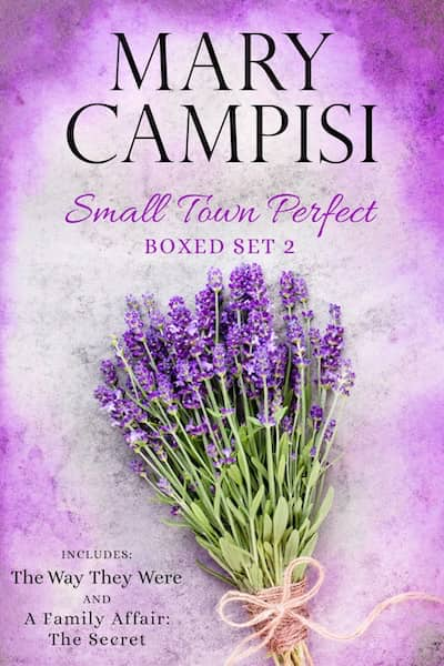 Small Town Perfect Boxed Set 2 (The Way They Were & A Family Affair: The Secret) by Mary Campisi
