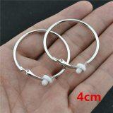 silver clip 4cm