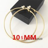 gold clip 10.5cm