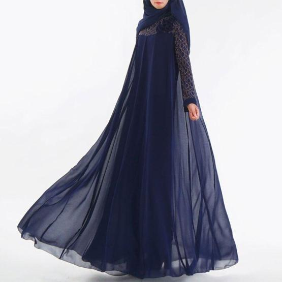 hijab modest Abaya Dress