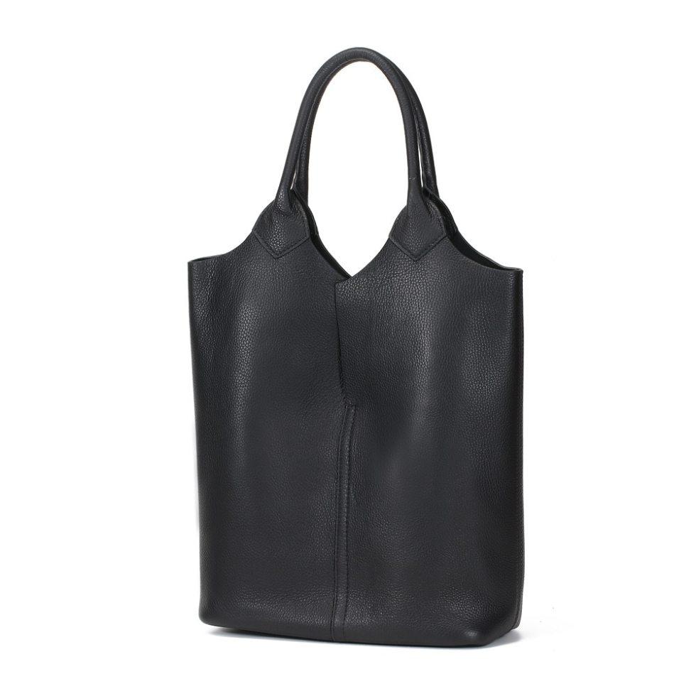 Leather 2pc Shoulder Bags (3 Colors)