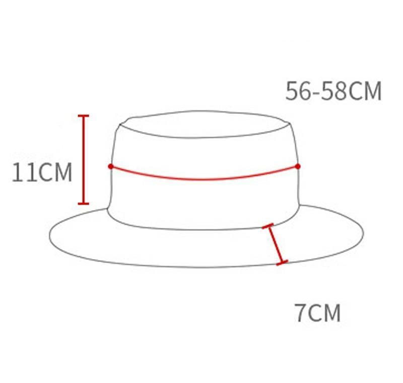 MAXSITI U Autumn and winter hats Vintage corduroy Splicing plush bucket hats