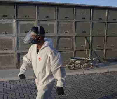 Global coronavirus report: WHO warns of 'new and dangerous phase'
