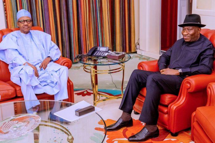 Buhari Names Railway Complex After Goodluck Jonathan