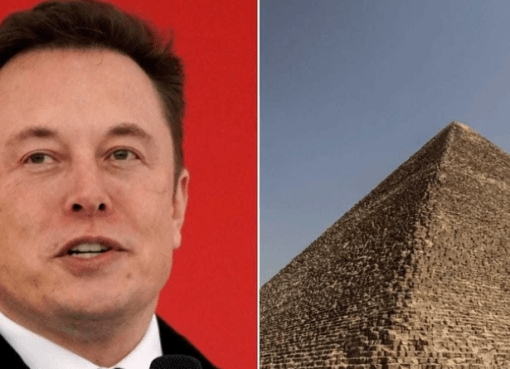 Egypt invited Elon Musk to see the Great Pyramids of Giza for himself after he claimed they were built by aliens