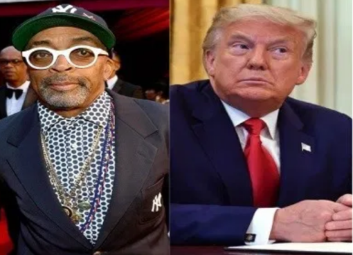 """I Pray To God"" That Trump Is ""Out"" Of The White House On November 3″- Spike Lee"