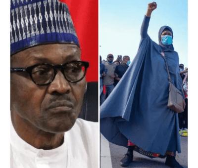 We'll not watch hooligans overrun Nigeria, Buhari talks tough