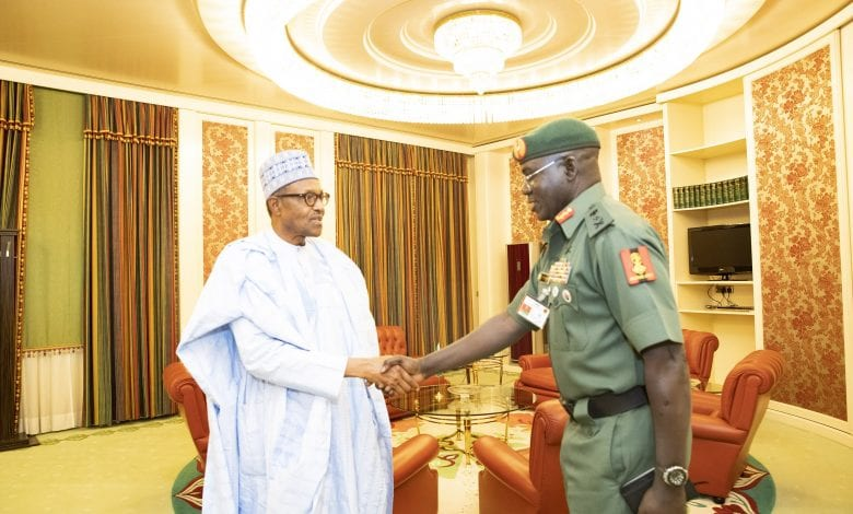 BREAKING: President Buhari, Buratai dragged to court over Lekki Shooting