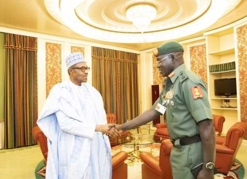 BREAKING: President Buhari, Buratai dragged to court over Lekki Shooting